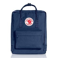 Fjallraven – Kanken Classic Pack, Heritage and Responsibility Since 1960, One Size,Navy