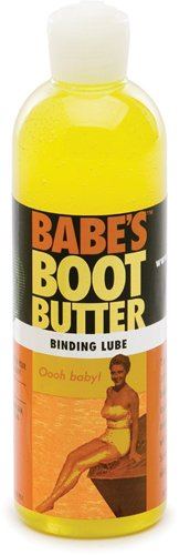 Babe's Boat Care BB7116 BABE'S BOOT BUTTER PINT BOOT BUTTER BINDING LUBRICANT