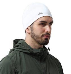 Skull Cap / Helmet Liner / Running Beanie – Ultimate Thermal Retention and Performance Moi ...