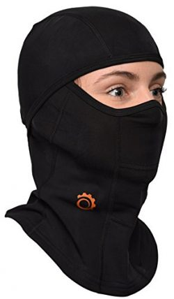 Balaclava by GearTOP, Best Full Face Mask, Premium Ski Mask and Neck Warmer for Motorcycle and C ...