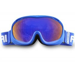 ALKAI Alta Ski Goggles, Snowboard Goggles – Anti-Fog, 100% UV Protection, Double-Layer Spherical ...