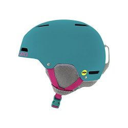 Giro Crue Mips Snow Ski Helmet Medium (Jnr) Matt Marine