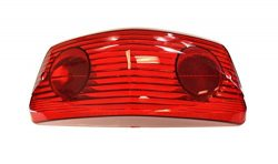 SPI, SM-01091, Rear Taillight Lens for Ski-Doo replaces OEM #'s 510003826 & 511000315