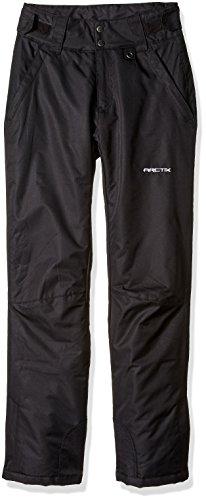Arctix Women's Insulated Snow Pant, Black, X-Large/Regular