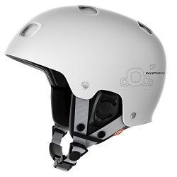 POC Receptor Bug Ski Helmet, Hydrogen White, Medium