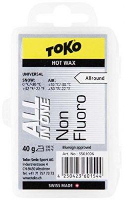 Toko All Temp Wax: White: 40 grams