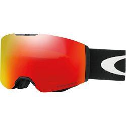 Oakley Fall Line Snow Goggles, Matte Black Frame, Prizm Torch Iridium Lens, Medium