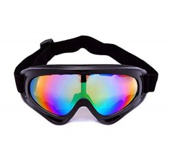 Freestep Mojo Snow Goggles Windproof Motorcycle Cycling Snowmobile Ski Goggles Eyewear Sports Pr ...