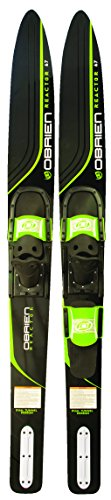 O'Brien Reactor Combo Water Skis with 700 Bindings, 67″