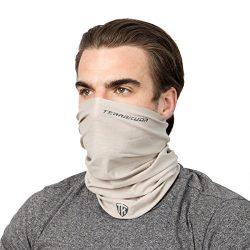 TERRAKUDA Multifunctional Face Mask Neck Gaiter – Headband, Balaclava, Headwear, Bandana,  ...