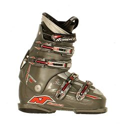 Used Nordica Easy Move S Ski Boots – 9.5/Grey