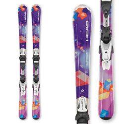 2016 Head Best Friends Junior Skis with LRX 4.5 bindings (97cm)