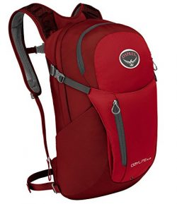 Osprey Packs Daylite Plus Backpack, Real Red
