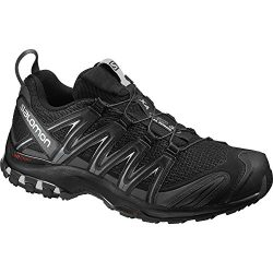 Salomon Men's XA Pro 3D Trail Running Shoes, Black, 10.5 M US
