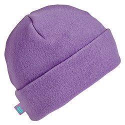 Turtle Fur Original Fleece The Hat Heavyweight Fleece Watch Cap Beanie Iris
