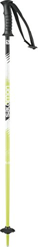 Salomon Kaloo Junior Ski Pole, Yellow, 85