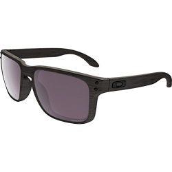 Oakley Holbrook Sunglasses, Woodgrain, One Size