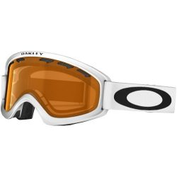 Oakley 02 XS Snow Goggle, Matte White with Persimmon Lens