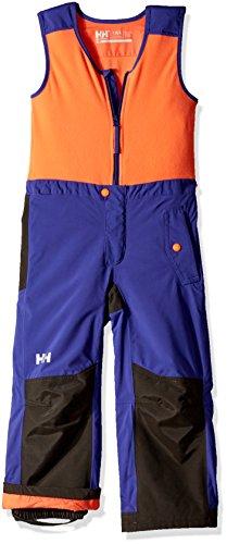 Helly Hansen Kid's Powder Bib Pants, Lavender, Size 6