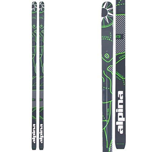 Alpina Light Touring Skis