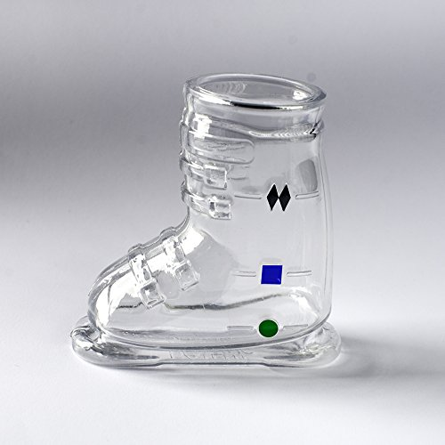Boot Shaped Shot Glass (Printed Skill Levels