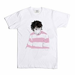 Babes & Gents Ski Mask The slump God White Tee (Unisex) (L)