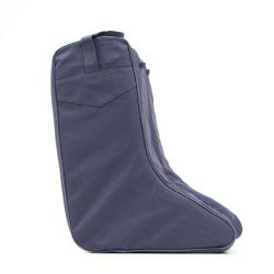 M&F Western 04114 Adult's Boot Bag w/ Twin Zipper Navy One Size