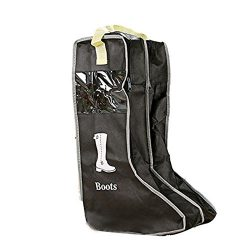 FinancePlan Handy Dust-proof Boots Bag Shoes Bag Organizer Storage Protector Portable Container