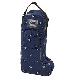 Centaur Embroidered Boot Bag