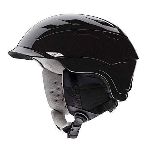 Smith Optics Womens Adult Valence Snow Sports Helmet – Black Pearl Medium (55-59CM)