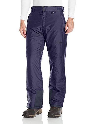 Arctix Men's Essential Snow Pants, Blue Night, Large/Regular