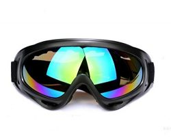 CycleMore Outdoor Motorcycle Bike Snowmobile Ski Goggles Protective Eyewear with Scratch Resista ...