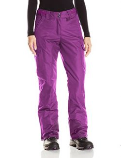 Arctix Women's Snowsport Cargo Pants, X-Small, Plum