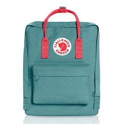 Fjallraven – Kanken Classic Pack, Heritage and Responsibility Since 1960, One Size,Frost G ...