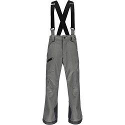 Spyder Boy's Propulsion Ski Pant, Polar Herringbone, Size 12