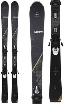 Fischer Aspire SLR2 Skis w/ W9 WT Bindings Womens Sz 145cm