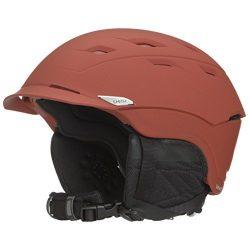 Smith Optics Adult Variance Ski Snowmobile Helmet – Matte Adobe / Large