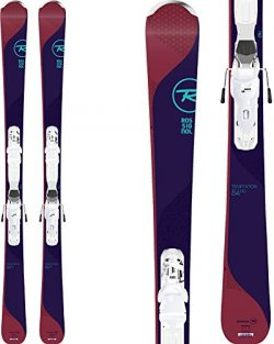 Rossignol Temptation 84 HD Womens Skis with Xpress 11 Bindings – 162cm