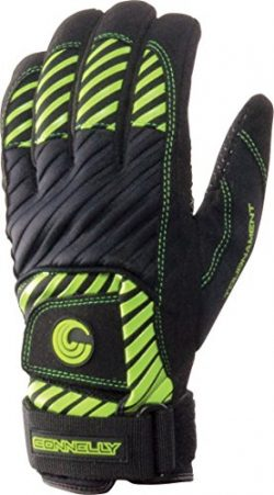 CWB Connelly Men's Waterski Tournament Gloves, Green, 2X-Large