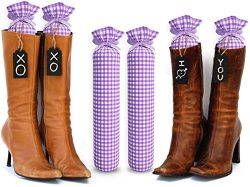 My Boot Trees, Boot Shaper Stands for Closet Organization. Many Patterns to Choose From. 1 Pair. ...