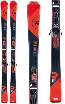 2017 Rossignol Experience 75 Carbon Skis w/ Look Xpress 10 bindings (176)