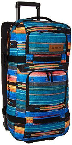 Dakine Split Roller Luggage Bag, 85l, Baja Sunset