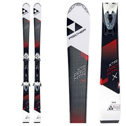 Fischer XTR Pro MTN X RT Skis with RS 10 Powerrail Bindings 2018-170cm