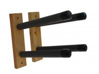 CSS Wall Mount Surfboard Rack, Stand Up Paddle Board Rack, Snow board Rack, Ski Rack, (Choose St ...