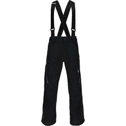 Spyder Boy's Propulsion Ski Pant, Black, Size 14