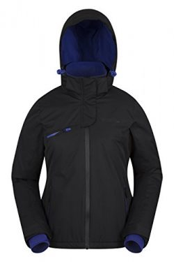 Mountain Warehouse Freestyle Womens Ski Jacket – Waterproof, Breathable, Warm & Cozy F ...