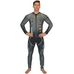 Classic Grey Wetsuit PWC Jet Ski Ride & Race Freestyle (S)