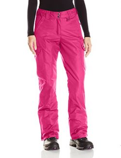 Arctix Women's Snowsport Cargo Pants, X-Large, Rose
