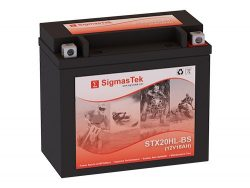 BRP (SKI-DOO) Expedition, Freestyle, Skandic, 2005-2012 Snowmobile Replacement Battery by SigmasTek