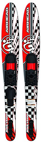 Airhead Wide Body Combo Water Skis, 65″
